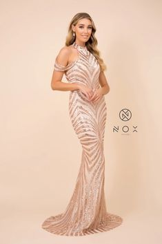 Long Prom Formal Off Shoulder Mermaid Dress | The Dress Outlet