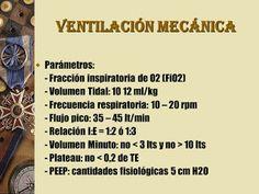 SANTERIA MAFERBA: Pacientes con ventilación mecánica. Respiratory System, Health And Beauty