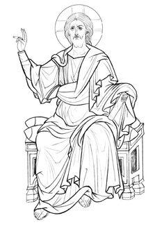 Christ on the Judgement Seat.