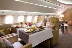 Emirates' Airbus 319 Luxury Private Jet Service 'Emirates Executive' Launches Online