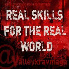 Krav Maga... said beautifully