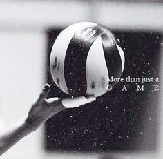 Volleybal my life. More than  just a game