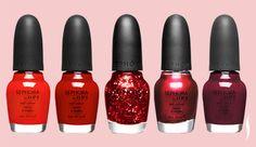 Sephora by O.P.I. Perfect Reds Set. #Colorblock #Sephora