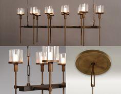 Buy JBS Ventoux Chandelier - Table - Lighting - Dering Hall
