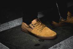 SUPRA STACKS II TAN/NAVY-GUM Supra Footwear, Supra Shoes, Men Dress, Dress Shoes, Oxford Shoes, Lace Up, Navy, Sneakers, Fashion