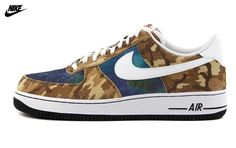 check out e722e bbd9d Mens Nike Air Force One Low 07 LV8 Shoes Camo Green White Black  718152-300,Nike-Air Force One Shoes Sale Online