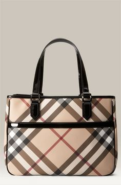Burberry Tote ... WANT!!!