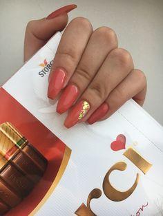 Nature nails ☺️❤️