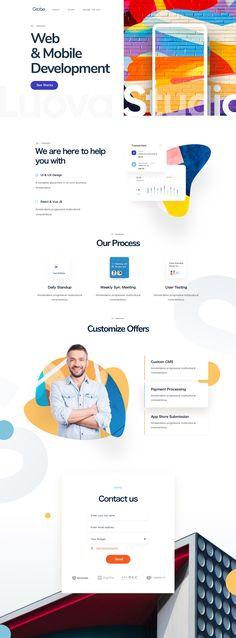 web design template - web landing page design - Ui Ux Design, Design Social, Web Design Agency, Web Design Company, Design Agency Website, Web Design Websites, Online Web Design, Web Design Quotes, Web Design Tutorials