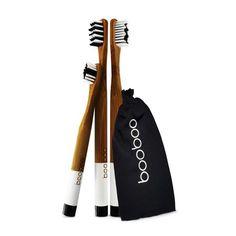 BOOBOOBRUSH | Bamboo Eco Toothbrush Australia Plastic Free July, Bamboo, Australia, Beauty, Beauty Illustration