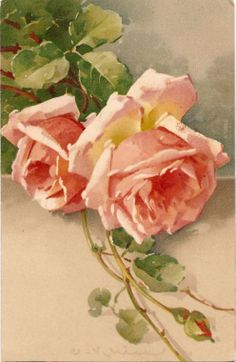 Catherine Klein ~ Victorian Post Card