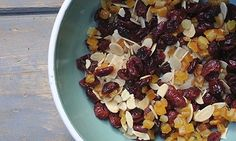Ruby bakes: cranberry and chocolate florentines