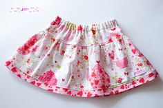 Lilly-Twirl Skirt $25.00