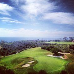 Pelican Hill Golf Course in Newport Coast, CA