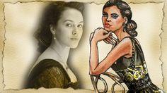 Jessica Brown Findlay/Lady Sybil Crawley,Downton Abbey,1920s fashion tutorial