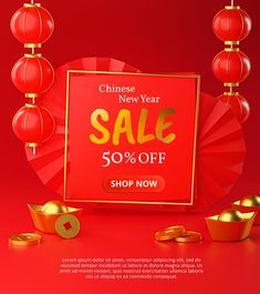 Premium PSD   Happy chinese new year 2021 template poster design 3d rendering Chines New Year, Happy Chinese New Year, New Years Sales, 3d Rendering, Lorem Ipsum, Templates, Ornament, Poster, Design