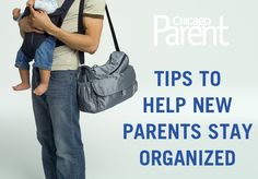 Tips from 3 Chicago-area organization experts on keeping baby gear in check #baby #parenting #organizing