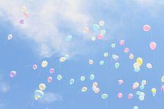 ウエディング演出 バルーンリリース  balloonrelease
