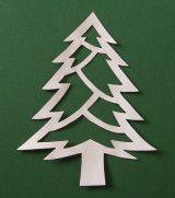 Vianočný stromček Christmas Wood Crafts, Christmas Colors, Holiday Crafts, Christmas Time, Christmas Decorations, Christmas Tree Template, Tree Templates, Got Wood, Christmas Coloring Pages