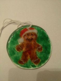 Christmas ornament, (Flat)