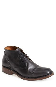 John Varvatos Collection 'Allen' Chukka Boot (Men) available at #Nordstrom