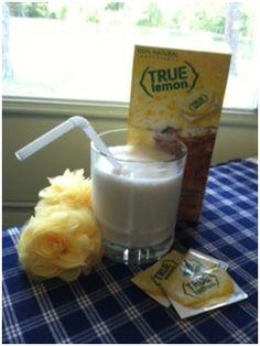 True Lemon Meringue Smoothie