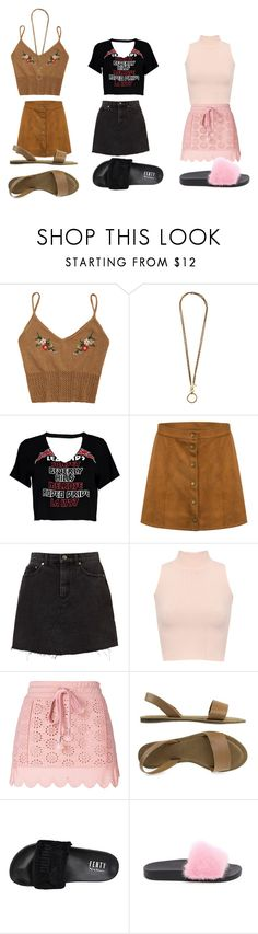 """""""Untitled #177"""" by mihaelamarula on Polyvore featuring Chanel, Boohoo, WearAll, Puma and Givenchy"""