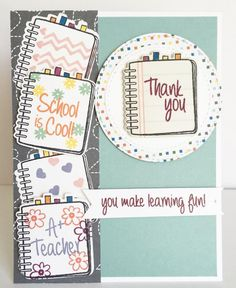 I Spy YNS Saturday  Thank You    Your Next Stamp - Spectacular Teacher stamp set