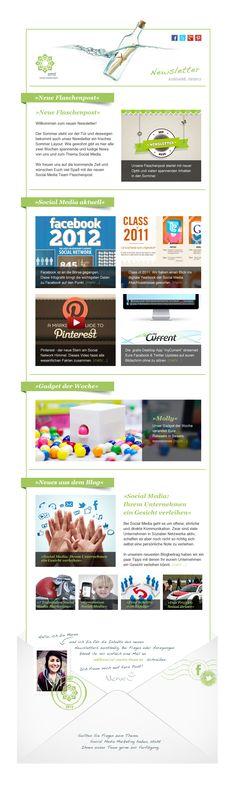 Social Media Team Newsletter 05/2012  Sign up for our free newsletter and receive exclusive Social Media content. https://www.facebook.com/SocialMediaTeam.de/app_193149307396095