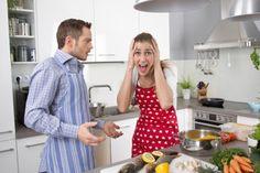 Meu cônjuge tem um temperamento difícil. O que eu faço?