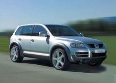 2003 ABT VW Touareg