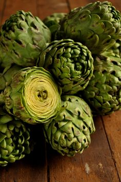 Artichokes – the aristocracy in my vegetable basket!