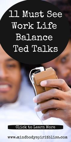 These are the best work life balance ted talks that offer actionable advice to help you live a more fufilled and stress free life. Ted Talks Video, Best Ted Talks, Ted Talks Motivation, Self Development Books, Personal Development, Healthy Lifestyle Quotes, Find Quotes, Change Your Mindset, Motivational Videos