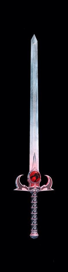 The Sword of Omens is the legendary sword of the ThunderCats wielded by the ThunderCats Lord.
