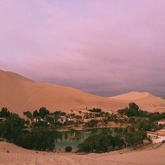This real-life desert oasis is straight out of Indiana Jones Oh The Places You'll Go, Places To Travel, Places To Visit, Beautiful World, Beautiful Places, To Infinity And Beyond, Adventure Is Out There, Wonders Of The World, Scenery