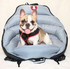 PupSaver AirPup Dog Car Safety Seat