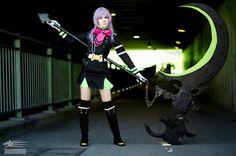 Caelynx - Shinoa Hiiragi cosplay | Cure Worldcosplay