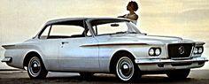 1962 Plymouth Valiant car