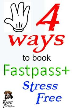 4 ways to book fastp