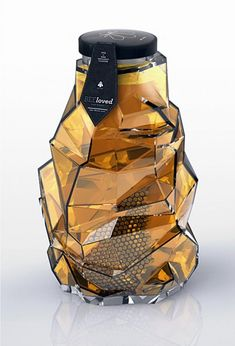 Bee Loved Honey - Fashion packaging