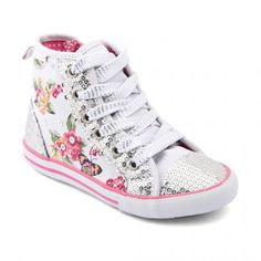 Frangipani, White Sparkle Girls Zip-up Canvas - Girls Boots - Girls Shoes http://www.startriteshoes.com/girls-shoes/boots/frangipani-white-cream-girls-zip-up-canvas