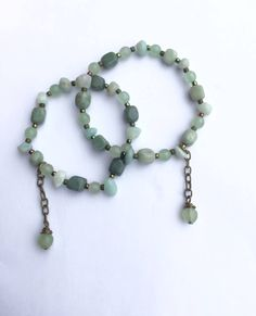 Now trending: Blue Green Natural Stone Bracelet, Amazonite and Aventurine, Beaded Boho Bracelet, Stretchy Gift for Her, Christmas Gift, Healing Gemstone https://www.etsy.com/listing/566773219/blue-green-natural-stone-bracelet?utm_campaign=crowdfire&utm_content=crowdfire&utm_medium=social&utm_source=pinterest