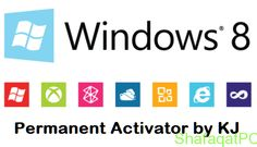 Windows 8 Permanent Activator By Kj 2016 Free Download