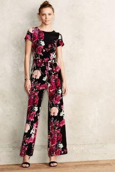Yumi Kim Cinias Silk Jumpsuit #anthrofave