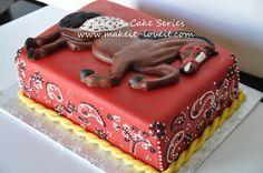 horse cake Lauren would love