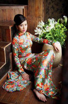 NTK Lê Thanh Phương mang áo dài Việt đến Bảo tàng lớn nhất Hoa Kỳ - Hànộimới