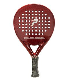 POWER PADEL RED BRILLO