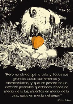 Pedro Salinas  (I don't know what this says but the picture is so haunting)