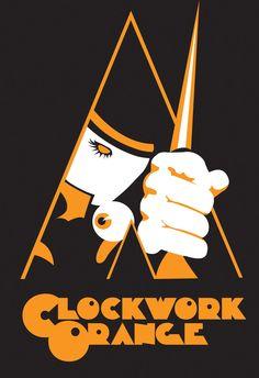 Clockwork Orange by ~cdunn120