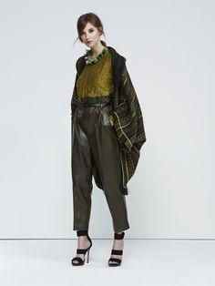 #dimitri #bydimitri #dimitrifashion #style #fashion #onlineshop #onlinestore #madeinitaly #fw15 #aw15 #dress #lookbook #leather #pants #cape